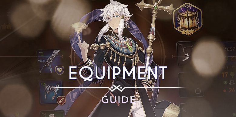 Epic Seven Equipment Guide [Gearing and Enhancing Recommendations