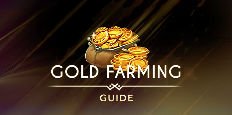 Gold Farming Guide [How to Spend Your Gold Efficiently