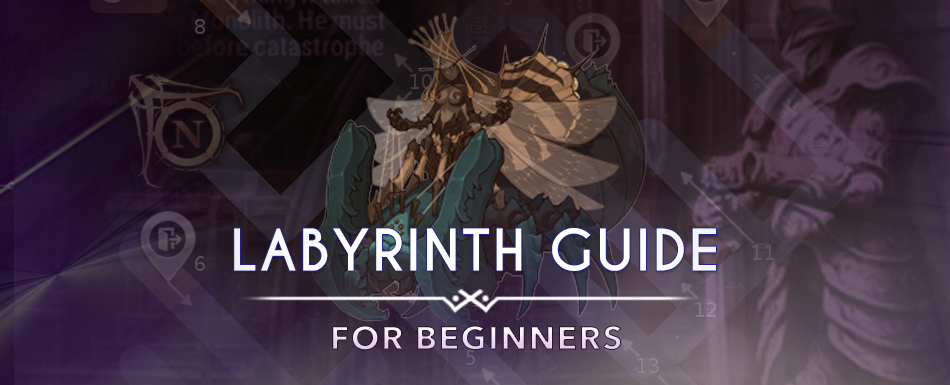 [Ultimate] Labyrinth Normal Raid Guide for Beginners