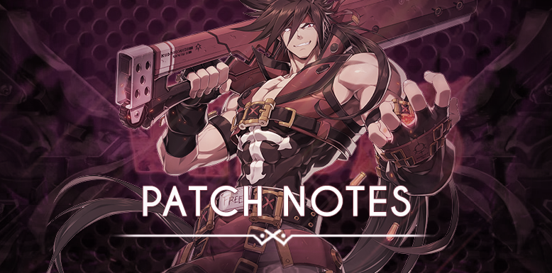 April 24th Patch] Guilty Gear Collab – Sol Badguy, Baiken